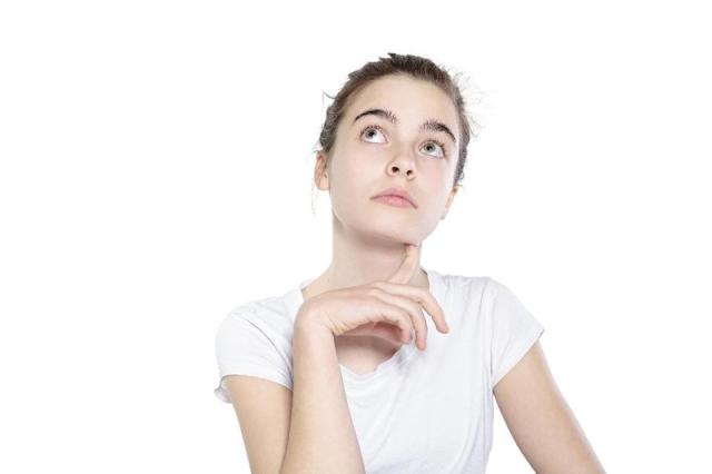 Girl-Thinking